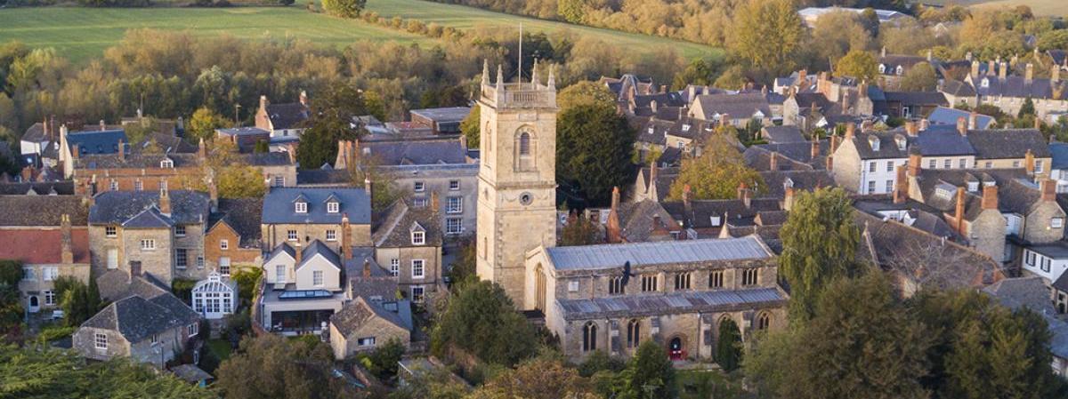 Woodstock Oxfordshire